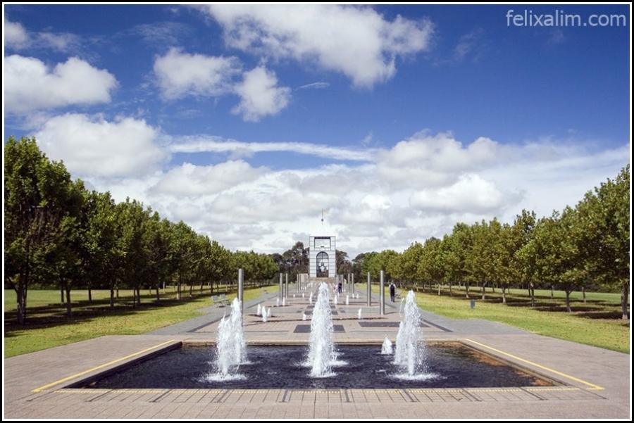 Bicentennial Park Felix Alim